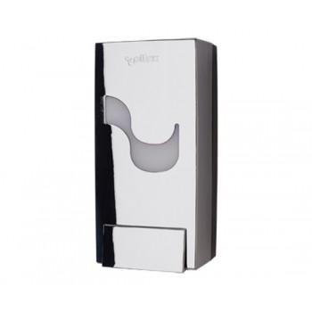 Dispensador Celtex para jabón de manos en espuma color Cromado