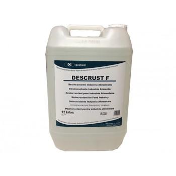 Desincrustante Quimxel Descrust F envase de 12 Kg