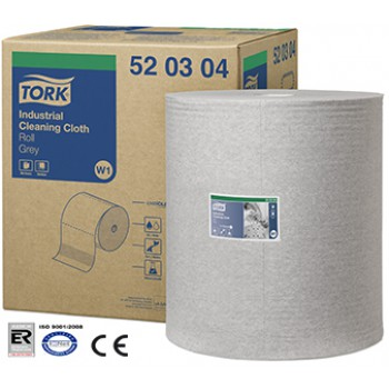Bobina Industrial Tork Premium sin tejer