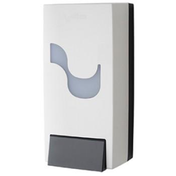 Dispensador Celtex para jabón de manos en espuma color Blanco