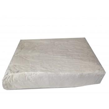 Saco Trapos Blancos Algodón de 25 Kg
