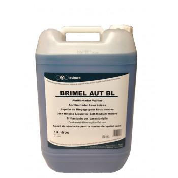 Abrillantador Lavavajillas Quimxel Brimel BL envase de 10 Litros